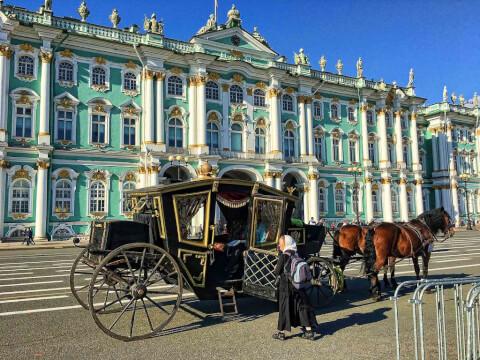エルミタージュ美術館 осударственный Эрмитаж ロシア