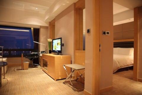 ボーユエホテル客室