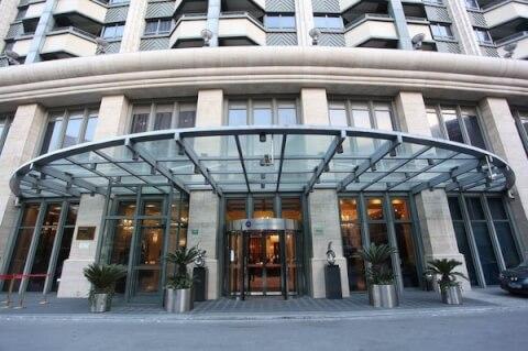 メルキュールホテル