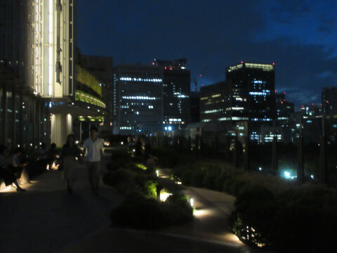 東京ミッドタウン日比谷 パークビュー