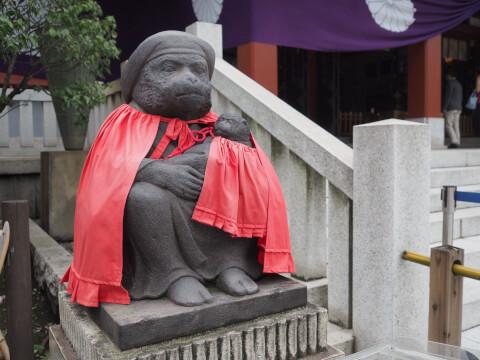 神猿 日枝神社