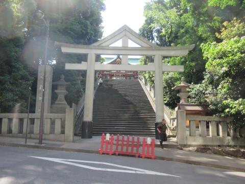 日枝神社 利用