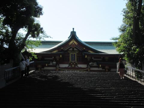 日枝神社 境内