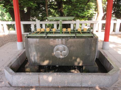 手水社 日枝神社