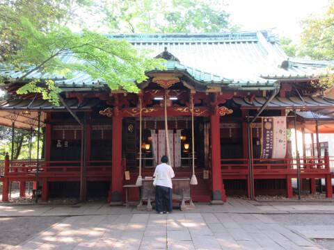 氷川神社 赤坂