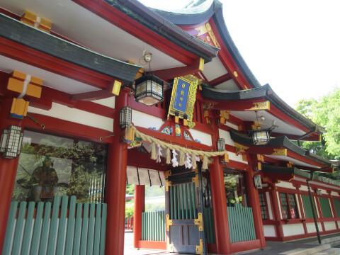 門 日枝神社