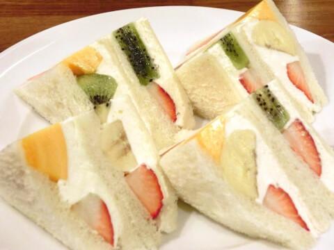 ホットケーキパーラー サンドウィッチ
