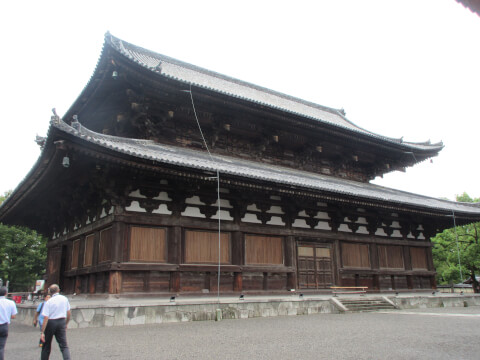 金堂 東寺