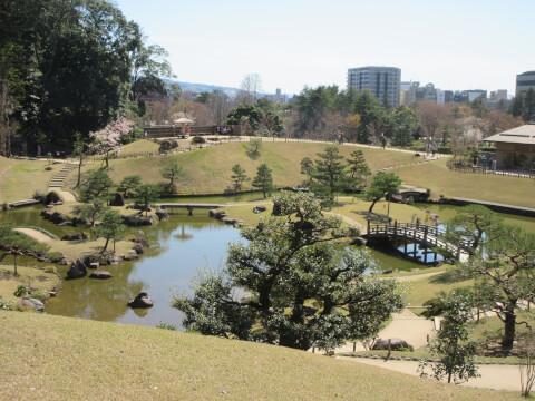 玉泉院丸庭園  ひがし茶屋街
