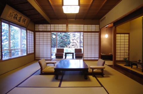 京都 旅館 宿泊 柊家 客室