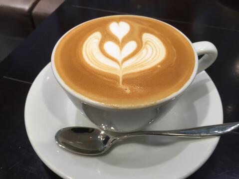 ヒカリエ カフェ