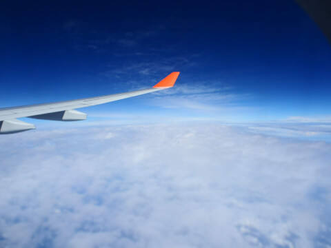 飛行機 海外 旅行