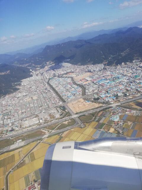 釜山 飛行機 アクセス 韓国
