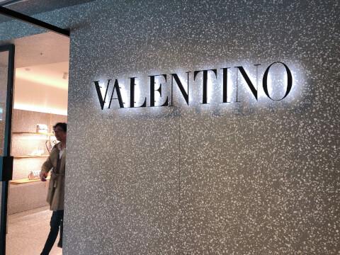 VALENTINO 表参道ヒルズ