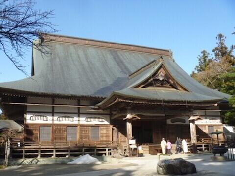 中尊寺本堂