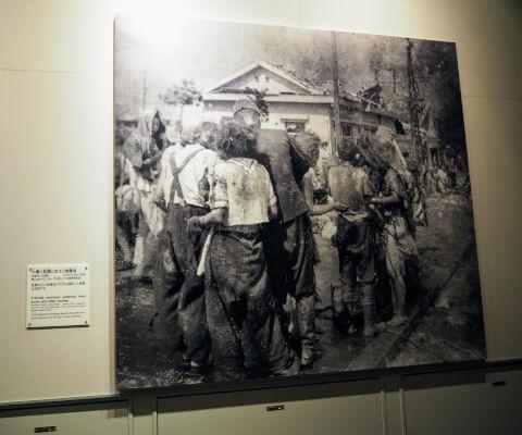 広島平和記念資料館 原爆ドーム 平和記念公園