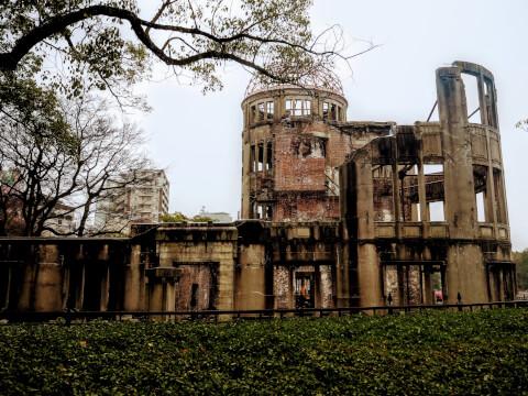原爆ドーム 広島 平和記念公園 平和