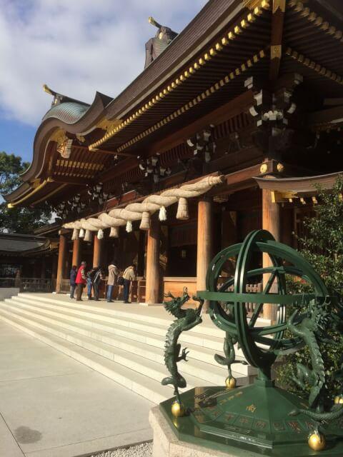 寒川神社 関東 おすすめ パワースポット