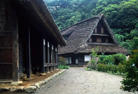 博物館川崎市日本民家園