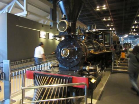 博物館 鉄道博物館