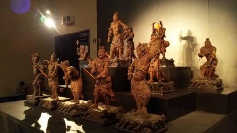 博物館 東京国立博物館 12神将