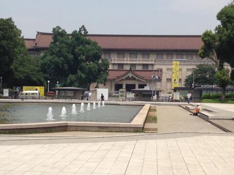 博物館 東京国立博物館