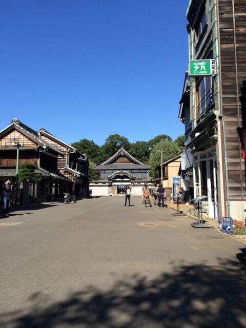 博物館 江戸たてもの園