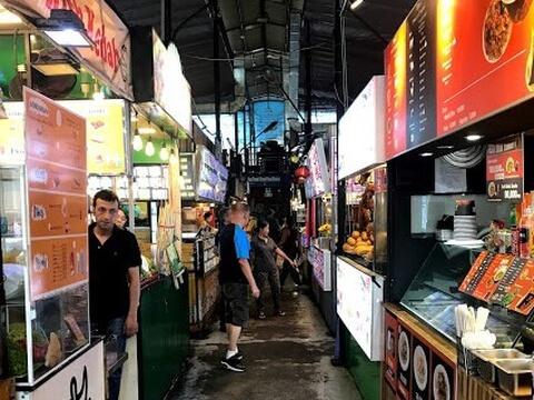 ベンタンストリートフードマーケット