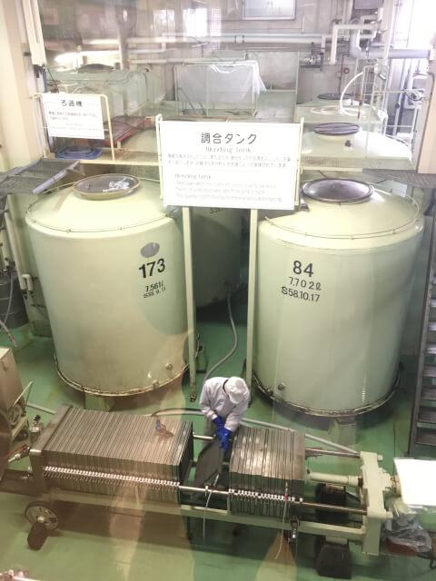 男山酒造り資料館2