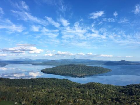 日本 絶景 北海道 摩周湖