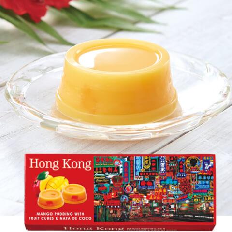 香港 おすすめ お土産 マンゴープリン 人気
