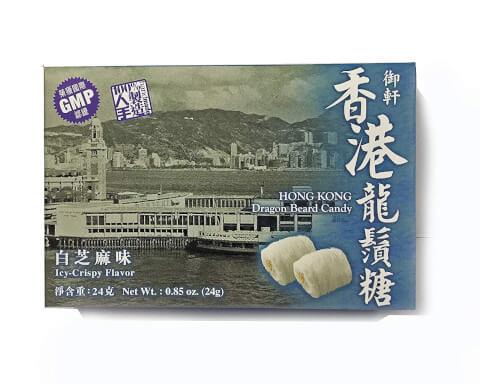 香港 お土産 龍鬚糖 ロンソートン