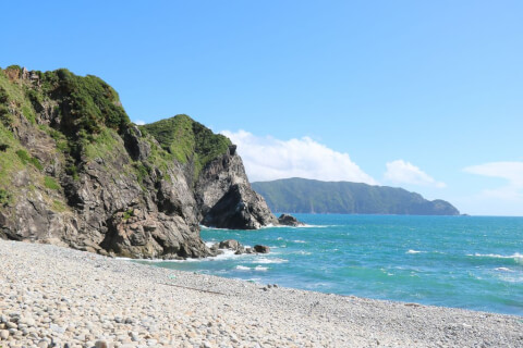 海岸の絶景