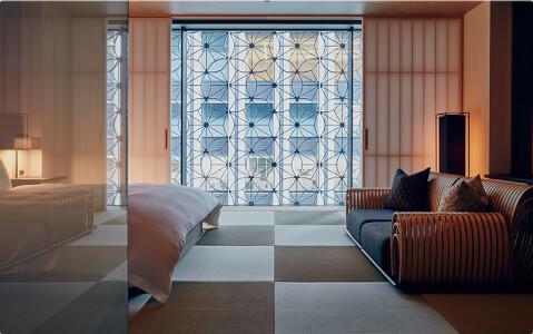 東京_高級ホテル_星のや_大手町_客室