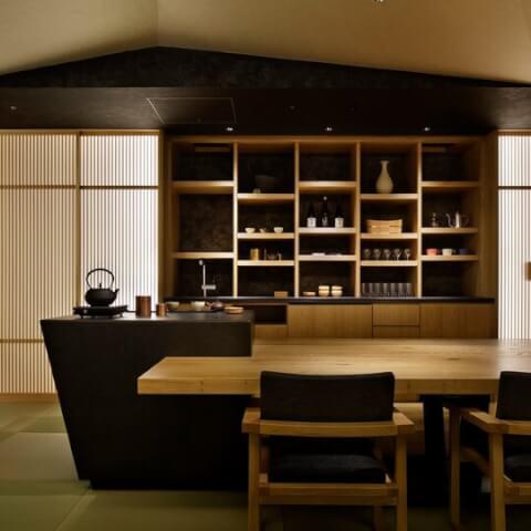 東京_高級ホテル_星のや_大手町_お茶の間ラウンジ