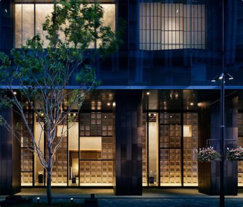 東京_高級ホテル_星のや_大手町_外観