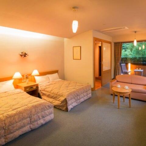 ホテル穂高客室