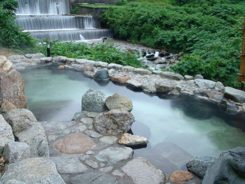 小川露天風呂