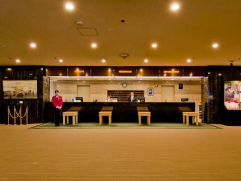 新潟ホテルオークラ ロビー