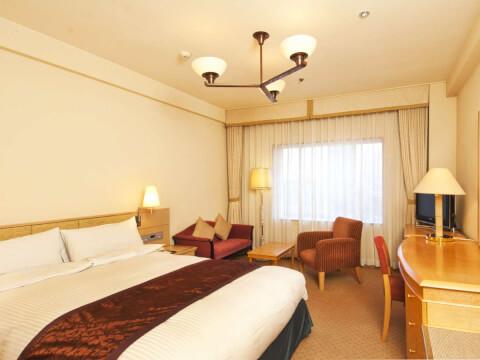 ホテルオークラ新潟 部屋