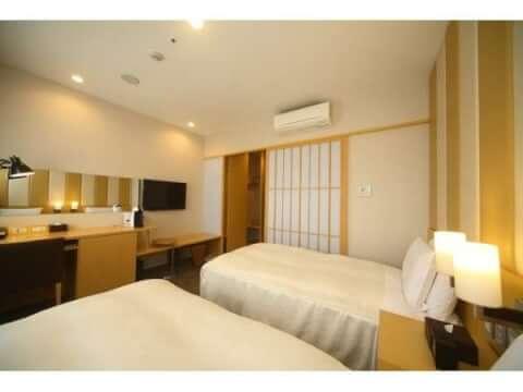 ホテルサンルート熊本客室