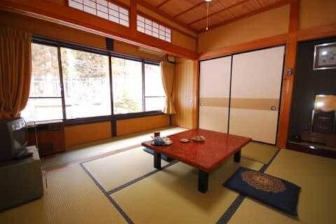 宝山荘客室