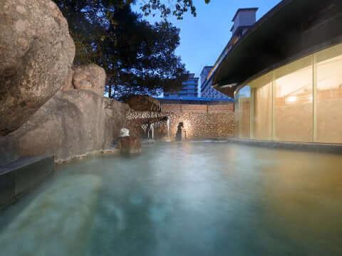 温泉下呂水明館