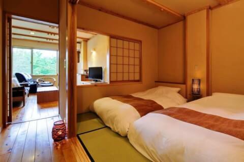 深山桜安客室