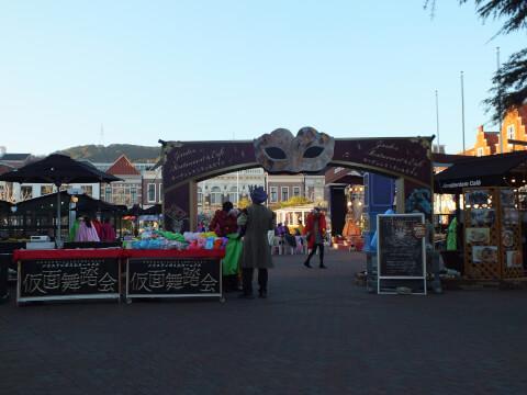 ハウステンボス アムステルダム広場