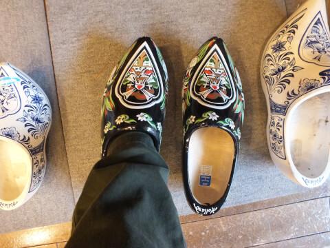 ハウステンボス 木靴