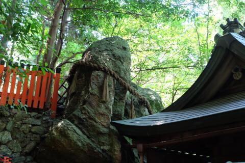 京都、伏見稲荷大社の歴史、言い伝え