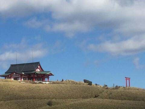 箱根神社元宮 関東 おすすめ パワースポット