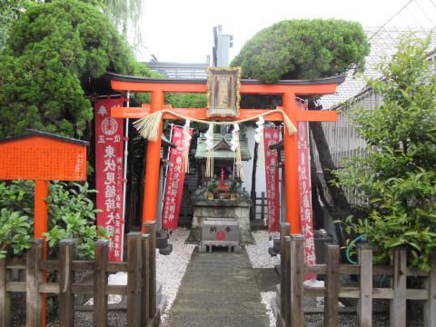 西武池袋 神社