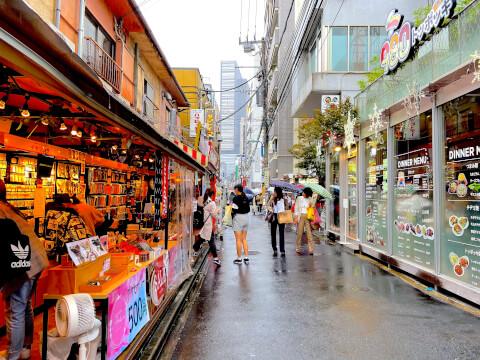 新 大久保 韓国 市場